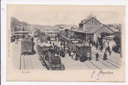 CP 60 COMPIEGNE La Gare - Compiegne
