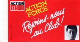 Autocollant CLUB ACTION MAN - Aufkleber