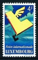 Luxemburgo Nº 483 (año 1954) Nuevo - Nuevos