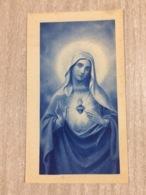 Santino Sacro Cuore Della Madonna - Santini