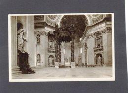 """89112     Vaticano,  Citta""""  Del Vaticano,  Basilica Di S. Pietro,  Crociera -  S. Simone E  S. Proceno,  VG  1933 - Vaticano"""
