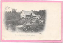 50 Le Moulin Des BIARDS - Environs D'AVRANCHES - Andere Gemeenten