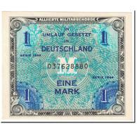 Billet, Allemagne, 1 Mark, 1944, SERIE DE 1944, KM:192a, SUP - 1 Mark