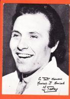 VARB014 Giuseppe JOSE TODARO  Ténor Lyrique En Toute Harmonie Musicale Et Amicale 1961 Edit LA ROUE TOURNE - Cantanti E Musicisti