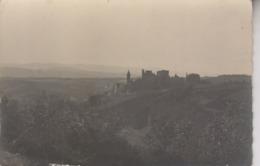 PHOTO 15 SUR 10 CM  CHATILLON D ' AZERGUE  LES RUINES DU CHATEAU    20 MARS 1928 - France