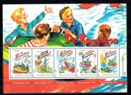 Nederland 2019 Nvph Nr ?? , Mi Nr ?? , Persoonlijke, Kinderboek: De Kameleon Met 5 Verschillende Zegels - Periodo 2013-... (Willem-Alexander)