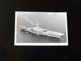 PORTE AVIONS    CLEMENCEAU - Warships