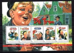 Nederland 2019 Nvph Nr ?? , Mi Nr ?? , Persoonlijke, Kinderboek: Dik Trom Met 5 Verschillende Zegels - Neufs