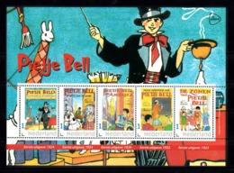 Nederland 2019 Nvph Nr ?? , Mi Nr ?? , Persoonlijke, Kinderboek: Pietje Bell Met 5 Verschillende Zegels - Neufs