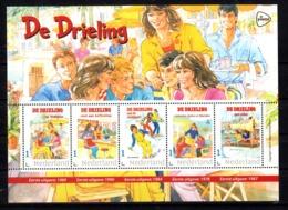Nederland 2019 Nvph Nr ?? , Mi Nr ?? , Persoonlijke, Kinderboek: De Drieling Met 5 Verschillende Zegels - Neufs