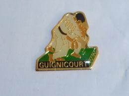 Pin's CLUB DE JUDO DE GUIGNICOURT - Judo