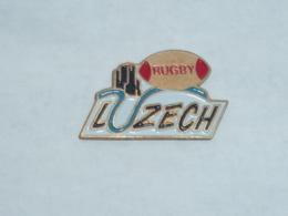 Pin's CLUB DE RUGBY DE LUZECH - Rugby