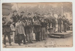 CPA /  CONCOURS  DE BINIOUS EN BRETAGNE / 1913 - Music