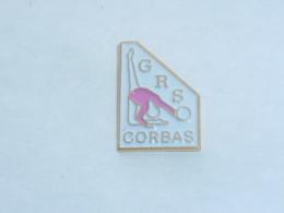 Pin's CLUB G.R.S. DE CORBAS - Gymnastiek
