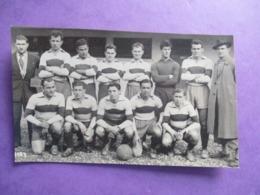 PHOTO EQUIPE DE FOOT FOOTBALLEURS 31 TOULOUSE 1945-46 - Sporten