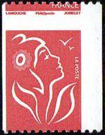 France N° 3743A V** Ou 3970  Maury -> Roulette Philaposte - TVP Rouge - Variété, Piquage à Cheval 15-85 - Neufs