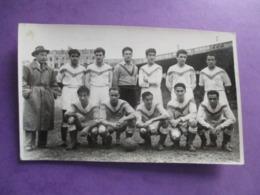 PHOTO EQUIPE DE FOOT FOOTBALLEURS 31 F.C TOULOUSE 1951-52 - Sporten