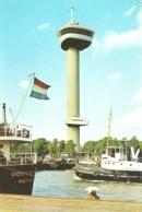 NL - ZH - Rotterdam : Euromast, Hoogte 104 Meter... / Observation Tower, 383 Feet High... - Rotterdam