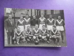 PHOTO EQUIPE DE FOOT FOOTBALLEURS 33 BORDEAUX GIRONDINS  1948-49 - Sports