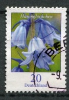 """Germany 2017 Michel Nr.3315 Bogenmarke  """"Freimarke,Blumen-Hasenglöckchen (Hyacinthoides...""""1 Wert Used - Pflanzen Und Botanik"""