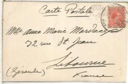 ALFONSO XIII PELON TP DORSO SIN DIVIDIR MAT 1900   GRANADA - 1889-1931 Royaume: Alphonse XIII