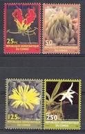 Congo Kinshasa/Zaire 2002 Mi 1698-1701 MNH ( ZS6 ZRE1698-1701 ) - Zaire