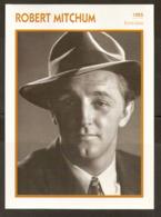 PORTRAIT DE STAR 1955 ÉTATS UNIS USA - ACTEUR ROBERT MITCHUM - UNITED STATES USA ACTOR CINEMA FILM PHOTO - Fotos