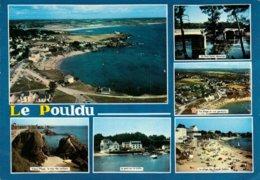 Dep 29 , Cpm Le POULDU , (Sud Finistère) , Multivues (13017) - Le Pouldu