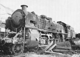 Bayerische Staatsbahn S 3/6 Auf Dem Schrottplatz, Ungelaufen - Eisenbahnen