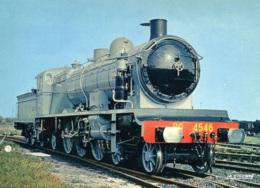 """Dampflok No. 4546 """"Pacific, Ungelaufen - Trains"""