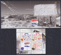 Montenegro 2012 Tourism, Booklet, MNH (**) Michel 296-299 - Montenegro