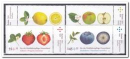 Duitsland 2010, MNH Postfris, MI 2769-2772, Fruit - [7] West-Duitsland