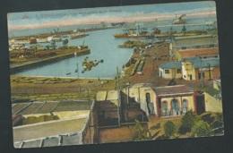 4- Casablanca  -    Les Terres Pleins De La Douane Vaf51 - Casablanca