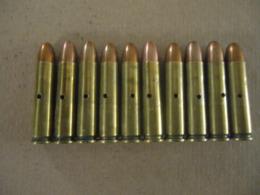 10 Cartouches 30 M1  (neutralisées) - Equipo