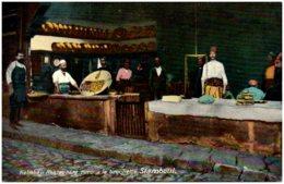 Kebabdji Restaurant Turc à La Bochette, STAMBOUL - Turkey