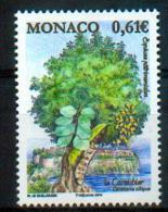 Monaco 2014 - Caroubier / Carob Tree - MNH - Trees