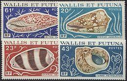 Wallis, N° 192 à N° 195** Y Et T - Wallis And Futuna