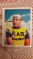 Chromo 6x8cm Antonio GOMEZ MORAL - Cyclisme