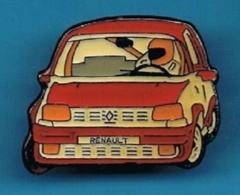 PIN'S //   ** RALLYE / RENAULT 5 GT TURBO ** . (© Qualité Collectors Série Limitée) - Rally