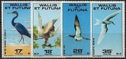 Wallis, N° 217 à N° 220** Y Et T - Wallis And Futuna
