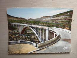 Les Gorges Du Verdon - Route Varoise Et Pont Sur L'Artuby - France