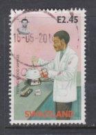SUAZILANDIA, USED STAMP, OBLITERÉ, SELLO USADO - Swaziland (1968-...)