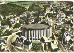 CAEN - Vue Aérienne Peu Courante Sur Le QUARTIER ST JULIEN - Caen