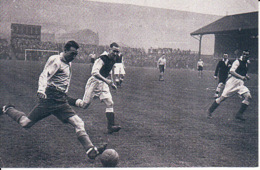 11086The Nostalgia Postcard, (REPRO) March 1943 - Football