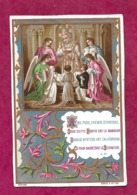 IMAGE PIEUSE..Communion...Ame Pure, Frémis D'Ivresse, Sous Cette Hostie Est Le Bonheur.... - Devotion Images