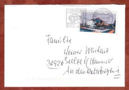 Brief, Saechsischer Landtag, MS Venezia In Bonn Briefzentrum 53, Nach Seelze 2002 (82006) - [7] République Fédérale