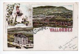 Vallorbe Litho   ---  137 - VD Vaud