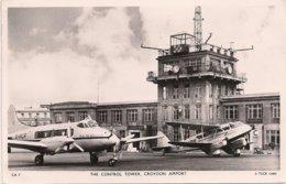 Aviation - Aéroport De Croydon - Londres - Aérodromes