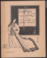 Comment S'en Vont Les Reines Au Pays Du Soleil Levant - Par Claude - Coll. Etoile - Imp. Franciscaine Missionnaire 1940 - Livres, BD, Revues