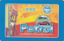 Denmark, DK-PRE-PTL-0001, Petrol, Car, 2 Scans.    Also Norway And Sweden - Danemark